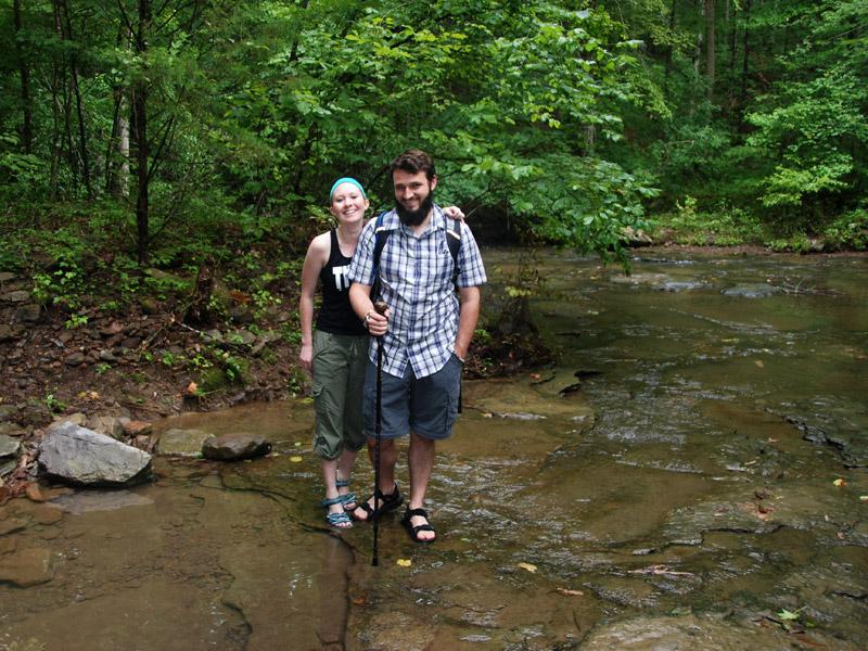 Hiking in Upper Buffalo Area