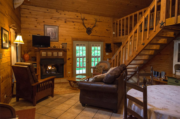 Upper Buffalo River Lodging